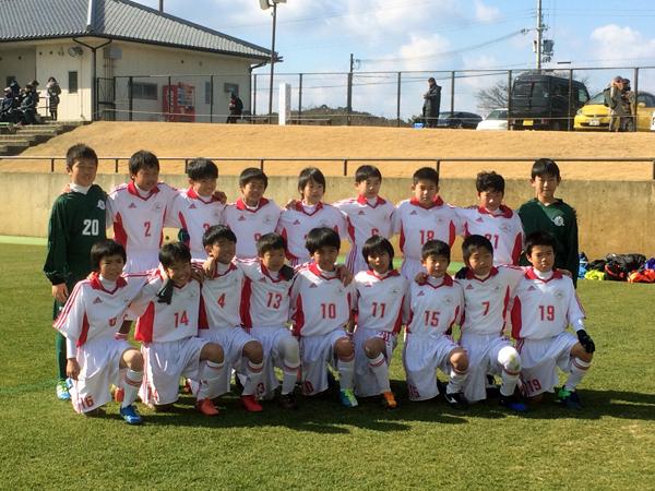 2016年度兵庫県都市対抗選抜少年サッカー大会結果
